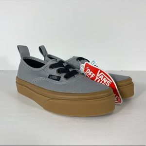 Vans Authentic Elastic Gum Outsole Sneakers